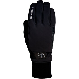 Roeckl Vermes GTX fietshandschoenen, black